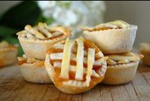 Treats to try: Pie and cheesecakes / by Mandie Ferenchak-Martin