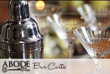 Bar Carts / by Abode Fine Living