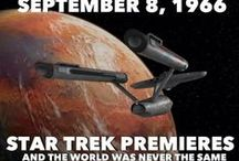 Star Trek and The Next Generation / TOS and TNG ONLY. Star Trek makes me HAPPY! / by Patty Jones
