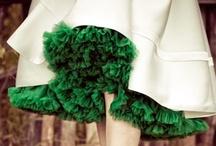 clothes horse / by Amanda Glaze