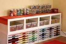 Craft Room Ideas / by Mary Maxim-Retail