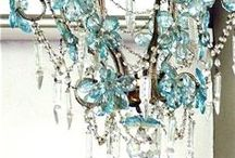 Chandeliers / by Kandy Larrimore
