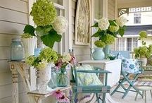 Pretty Porches  / by Kandy Larrimore