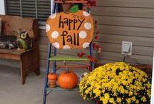 Happy Fall Ya'll / by Kandy Larrimore