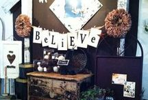 Displays  / by Kandy Larrimore