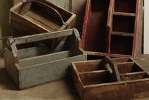Baskets, Bottles, Boxes... Oh My!  / by Kandy Larrimore