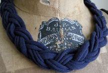 Tshirt Yarn Crafts / by Mary Maxim-Retail