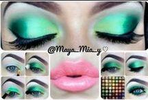 #Makeup  / cool.............. / by Nina Juliette