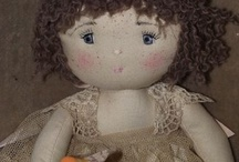 Primitive doll  / by Susan Swaim