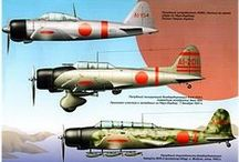 WW2 plane paintschemes / by Shane T