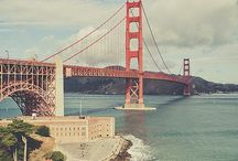 San Francisco / I left my heart in... / by Kirsten