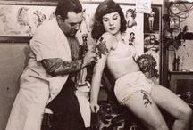 love of tattoos / by Erica Padilla