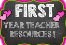 FIRST YEAR TEACHER IDEAS AND RESOURCES / ALL THINGS FOR THE FIRST YEAR OR NEW TEACHER! NEW RULES:  This board was created with new teachers in mind. We want all types of ideas and resources that will support new teachers. Please pin  1 paid product with the $ daily. I really prefer to see the product in action and not the cover.   Looking for visually appealing pins. Pins may be deleted if duplicated, not attractively laid out or not an ideas etc.  Email me at: oxfordkadeen@hotmail.com if you would like to join this board. / by Kadeen Whitby(Mrs.K Teaches)