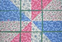 A QUILTING THING / by shelly b