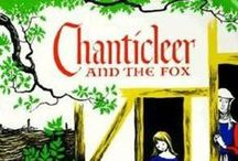 The Canterbury Tales / Extensions and activities related to the Prologue, The Knight's Tale, and Chanticleer and the Fox (the Nun's Priest's tale) from The Canterbury Tales. / by Darcy Ogle