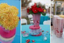 Wedding/Shower Ideas / by Sarah Wilson