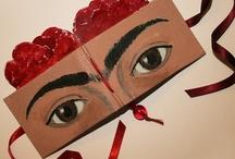 Frida, & Imagining Frida / by Karen