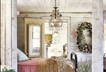 French Farmhouse and Cottage style / by KELLY