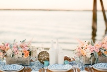 beach wedding / by Kim Wensel