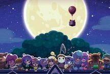 Animal Crossing / by Cecelia Nichols
