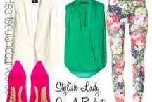 Pretty Plus More! / Cute fashions...plus size & more. Clothing, shoes & accessories! / by Linnesia Latimore