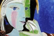 Art - Picasso / by Jic Glez
