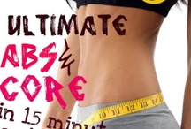 Fitness / by Melissa Gustafson