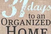 Organization / by Melissa Gustafson