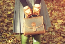 Fashion - Bags / by Molly Painter