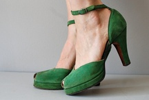 Fashion - Shoes & Accessories / by Molly Painter