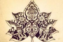 Tattoos!  / by Breianna Bender