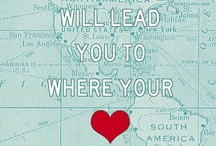 Pinterest Travel Quotes / by Travel Quotes