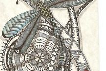 Zentangle / by Catherine Preston