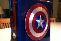 Avengers Assemble  / by Kayla Ruchti