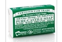 Dr. Bronner's Magic Soaps / Cada vez que utilizas Dr. Bronner´s marcas la diferencia. Con tu piel, con tu cuerpo, pero sobre todo con la Naturaleza y nuestro entorno. La marca de jabón natural más vendida en América del Norte · 150 años de experiencia y tradición Totalmente biodegradable y fabricado de aceites certificados Fair Trade y aceites orgánicos Sin experimentación con animales Sin creadores sintéticos de espuma, ni espesantes o materiales conservantes Envases 100% Reciclados  / by TuTunca.es | Tu Buen Estilo | Eres Especial