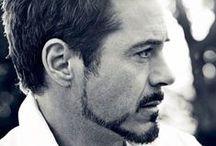 Robert. Downey. Jr. / by Kayla Ruchti