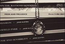 Jane Austin / by Sandra Brooks McCravy