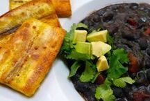 Mexican & Latin American Recipes / Healthy vegan  Latin American Dishes (most are gluten free). / by Joanne L. Mumola Williams