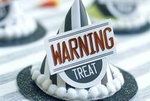 Halloween / by Tracy Jilbert : Phlox Dragon Designs