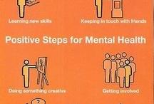 """#Mental health informational #charts, lists and graphs / Mental health informational charts, research, tips, and infographs. #mental health #psychology  / by Matthew """"Matt"""" Lindgren"""