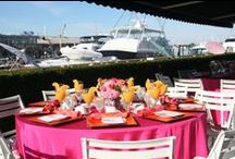 Tying the Knot / Your Destination Wedding Begins at The Newport / by The Newport Harbor Hotel and Marina