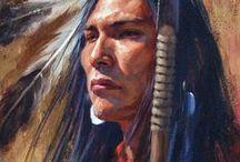 NATIVE AMERICAN INDIAN / by Gilmara N MendeZ Carneiro