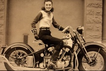 Motorcycles / by Cheryl Miller