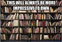 Books / I LOVE books! / by Jessica Reyna Woodhouse