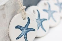 Seaside Decor / Items for the beach house / by Taelese Collares