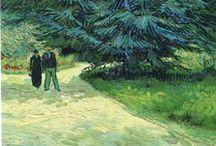 Vincent Van Gogh / by Onur Aydemir