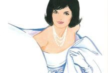 Icon of Style -  Jackie O / by Owieda Brown