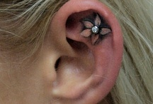 Tattoos&Piercings  / by Sonia Rajput