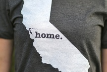 California / by The Home T