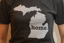Michigan / by The Home T